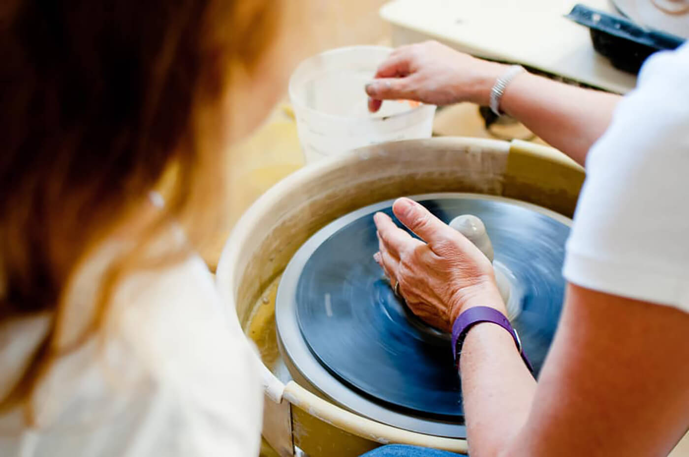 Why the slow, mindful craft of pottery is booming worldwide — from BBC.com